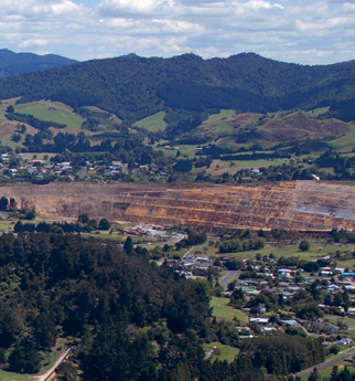 Waihi engages community on proposed mine expansion